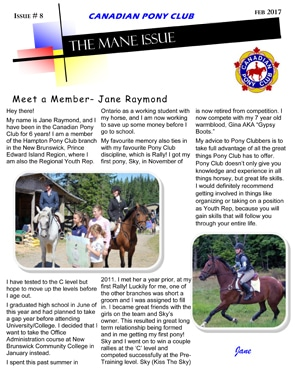 The Mane Issue, Feb 2017