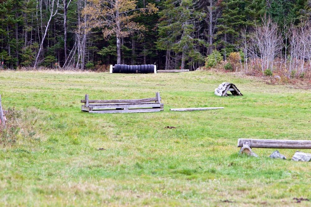 facility - cross country horseback riding